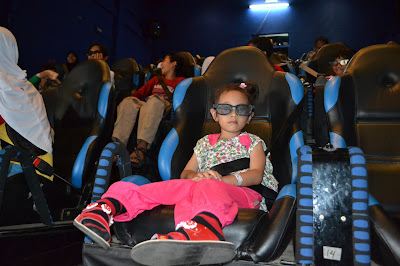 Bioskop 4D world of wonders