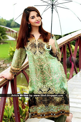 Nishat Linen Saavan Digital Prints for Midsummer