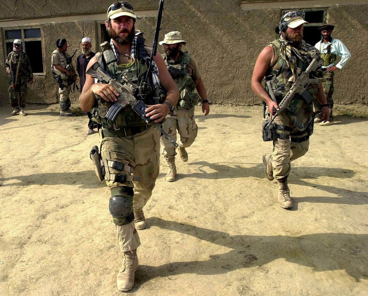 Image result for master of chaos green berets