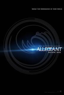 The Divergent Series Allegiant Teaser Poster