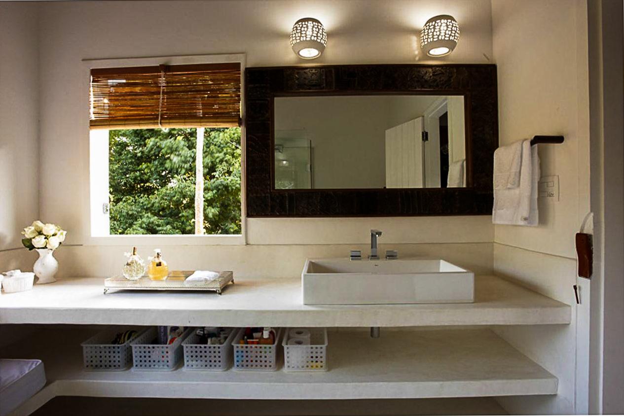 imagine fazer assim: Tipos de cuba para banheiro #4D5F2C 1265x844