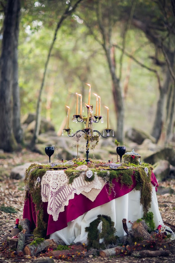 candelstick display