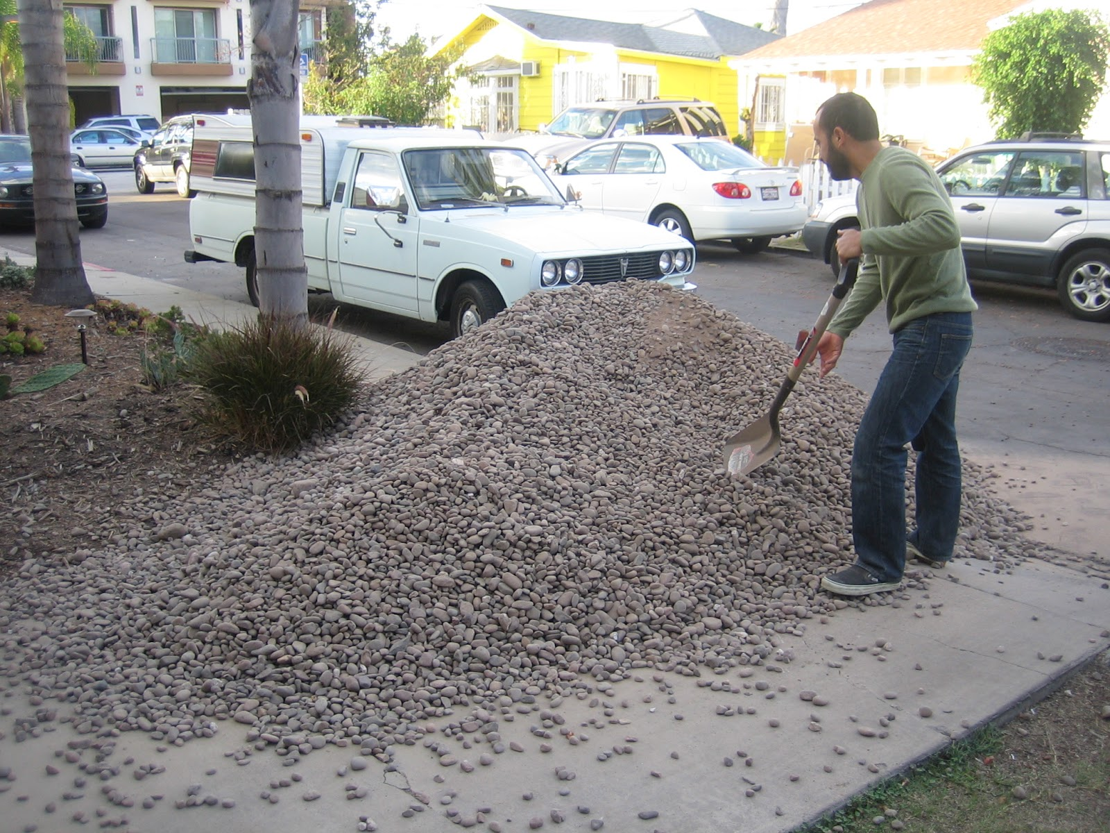 How Much Does A Cubic Yard Of Gravel Cost Buying And