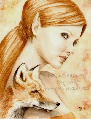 Kindreds - Red Fox by Deanna Bach-Talsma