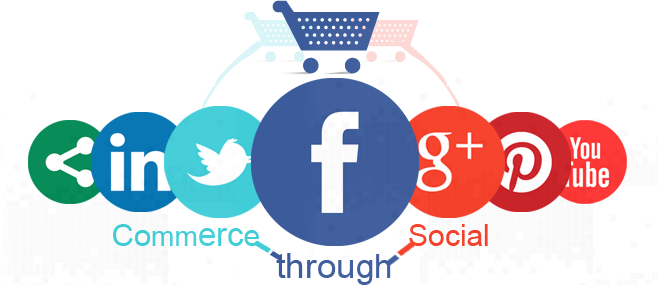 E-commerce and social networks, Facebook first Source of traffic and sales, e marketing, e-commerce, traffic and sales,