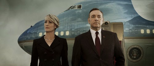 House of Cards Season 3 Trailers and Poster