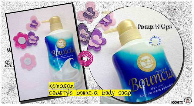 COWSTYLE+BOUNCIA+BODY+ SOAP