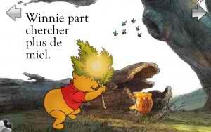 Winnie the Pooh Ramaikan Aplikasi Android