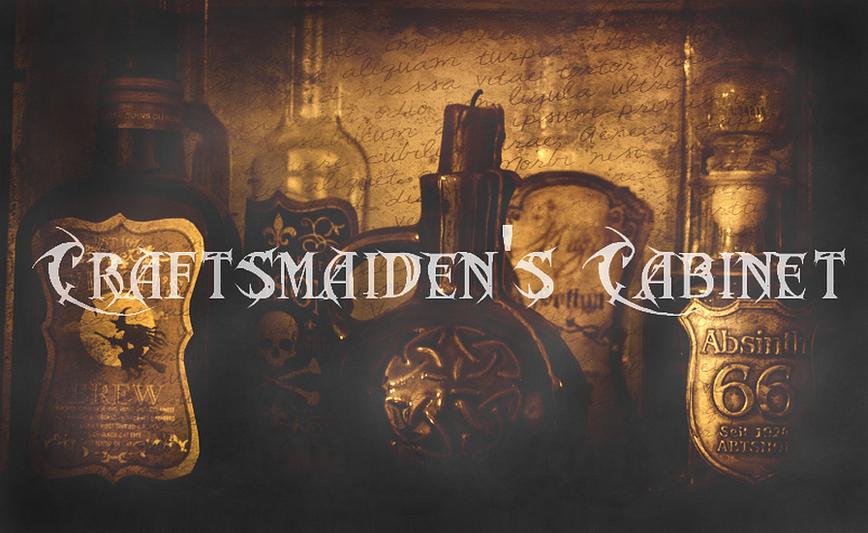 Craftsmaiden's Cabinet