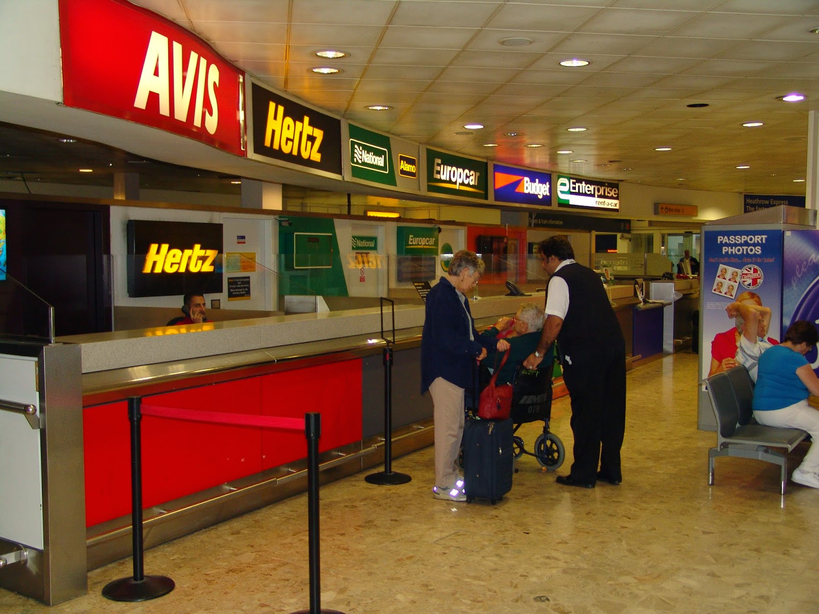 National Car Rental Airport Toronto