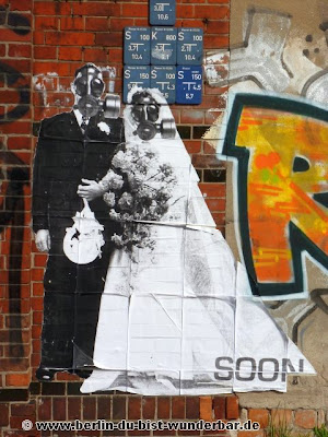 berlin, streetart, graffiti, Gebäude, soon