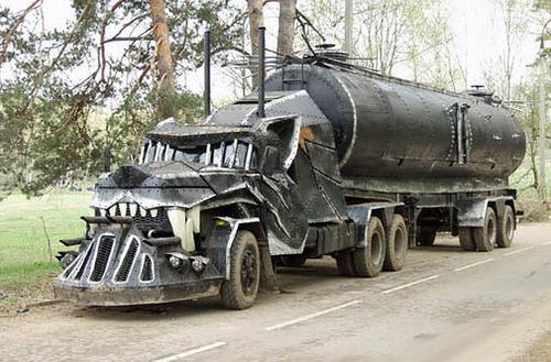 fotos de camiones fantasticos y de miedo 7