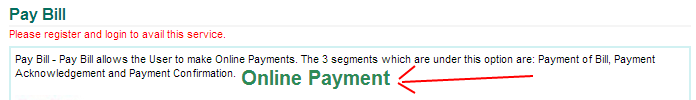 how to pay bescom bill online in bangalore
