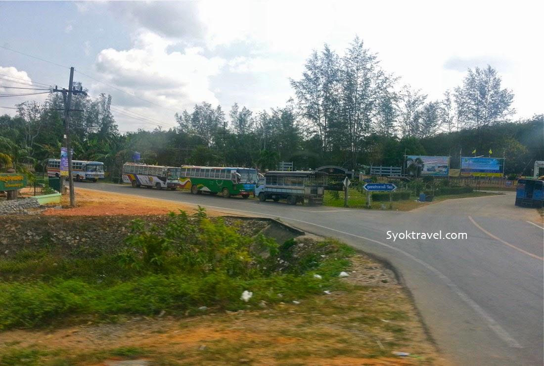 Padang Besar ke Hatyai