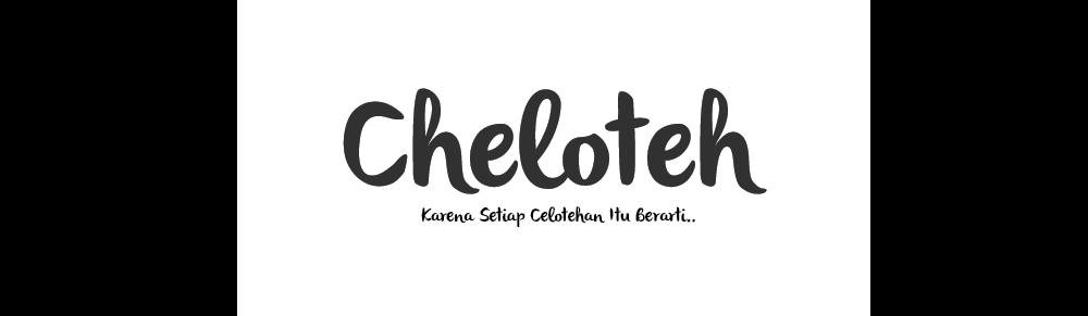 Cheloteh Marketer