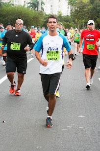 PRIMEIRA PROVA 5KM OLYMPIKUS -FAMILY RUN 08/07/2012