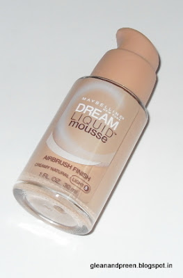 Dream Liquid Mousse Foundation