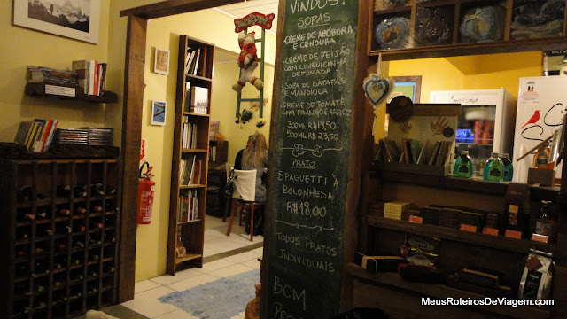 Restaurante Canto do Sabiá - Urubici/SC