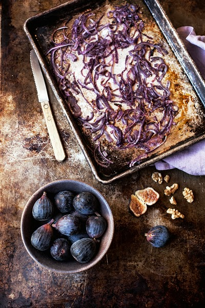 Figs, Onions and Walnuts