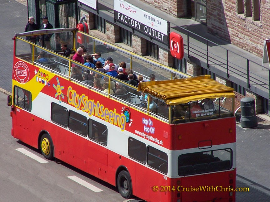 Hop-on-Hop-off Bus - Copenhagen