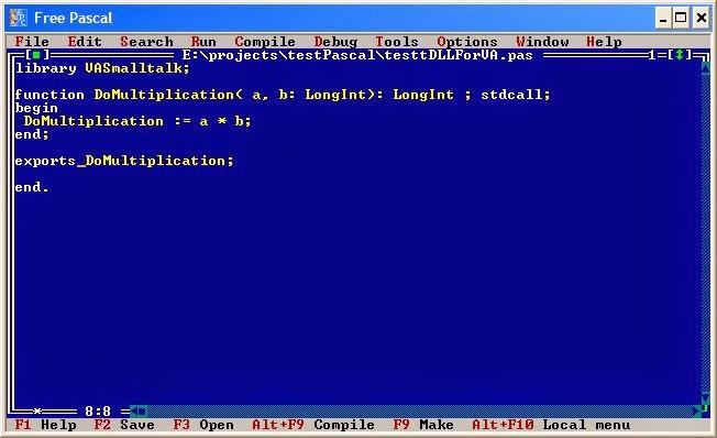 Opinions on pascal (programming language)