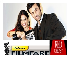 (17th-Feb-13) 58th Idea Filmfare Awards [Red Carpet]
