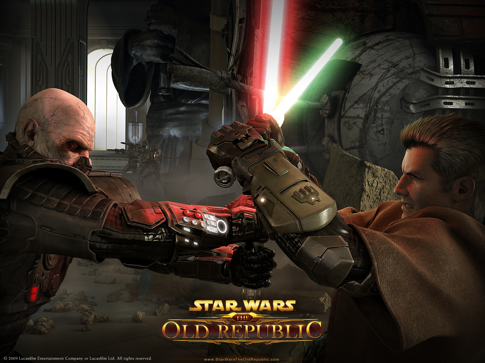 Looking for Players For F2P SWTOR Deceived