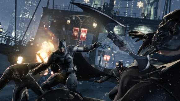 batman arkham origin pc game screenshot 3 Batman: Arkham Origins Repack BlackBox