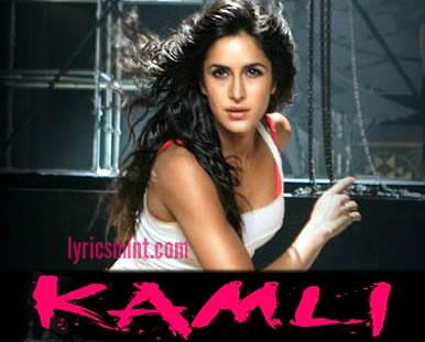 Kamli from Dhoom 3