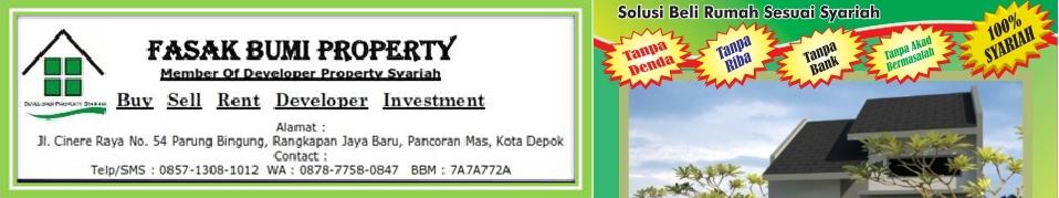 Property Syariah Investment Spesialist | Rumah dan Tanah Di Sekitar JaBoDeTaBek