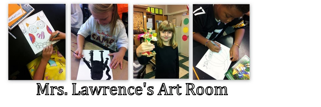 Mrs. Lawrence's Art Room