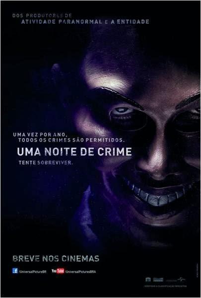 Download - Uma Noite de Crime BDRip AVI Dual Áudio + RMVB Dublado ( 2013 )