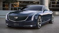 Cadillac Elmiraj Concept front