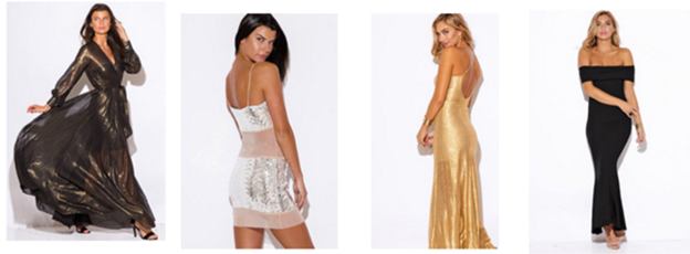 2015 Holiday Dresses