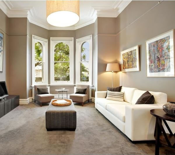 Contemporary Interiors Dublin: Inside/ Outside :: An Elegant Victorian Villa With A Modern Touch