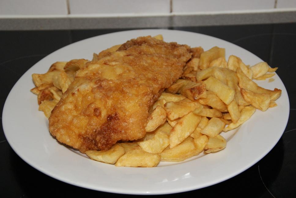 Cocina f cil y r pido pescado a la gabardina - Cocinar facil y rapido ...
