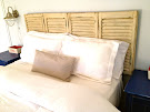 shutter headboard