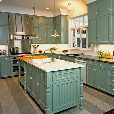 charming southern kitchens