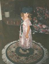 Kayla Evans age 4