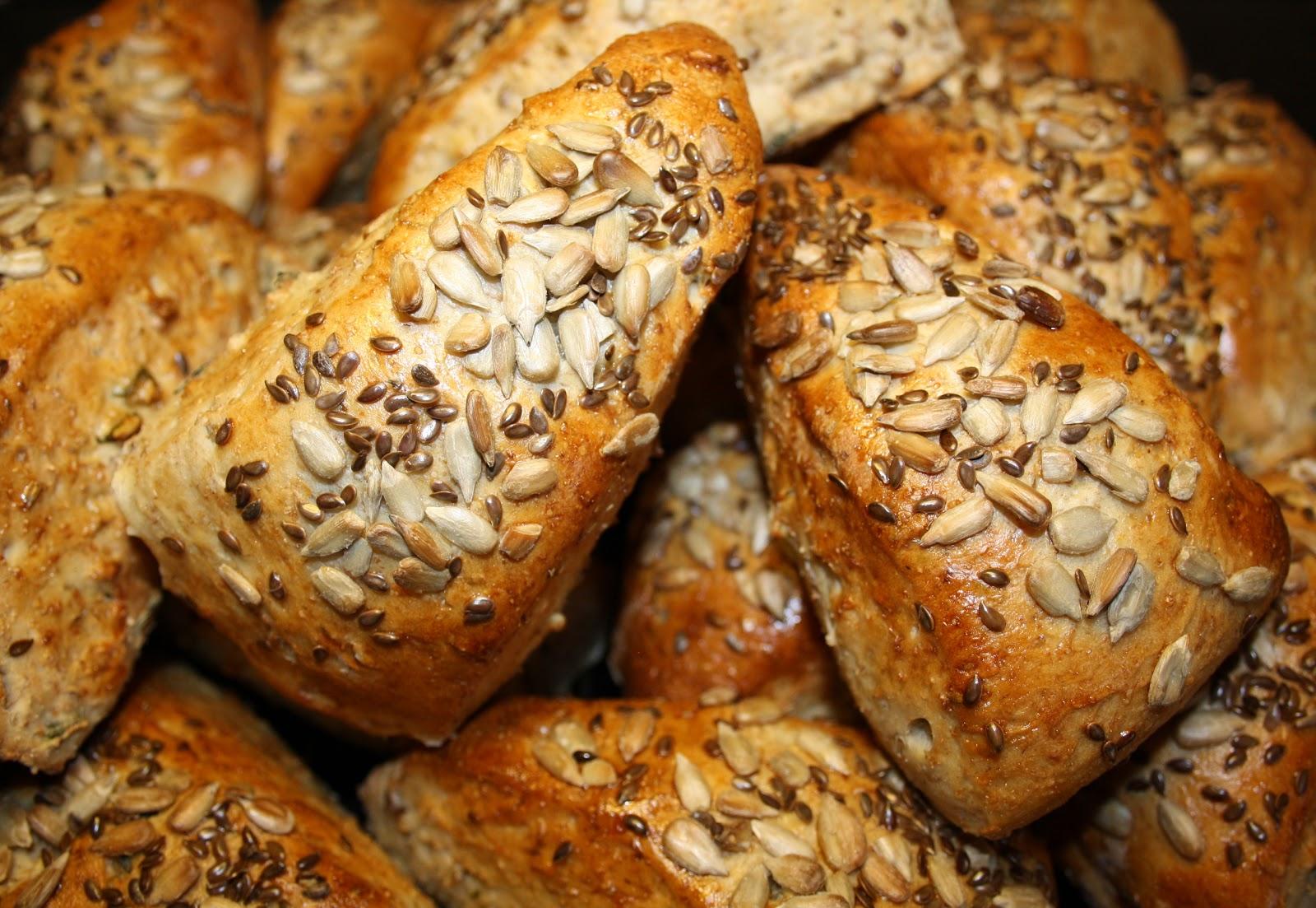 frön i bröd