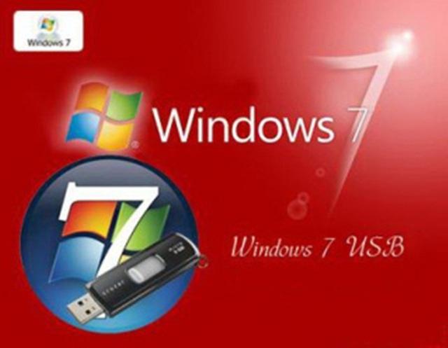 Windows 7 Ultimate USB Stick Edition 2.0   1.83 GB