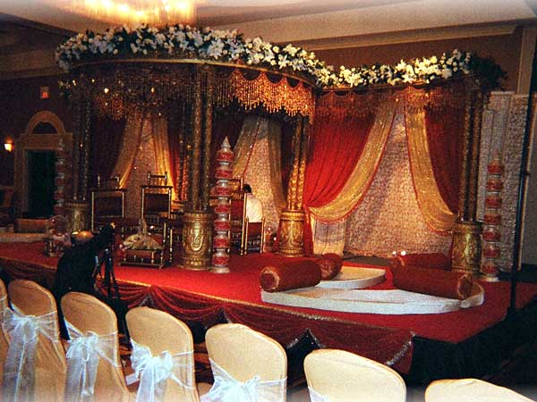 Decoration Ideas For Wedding Reception