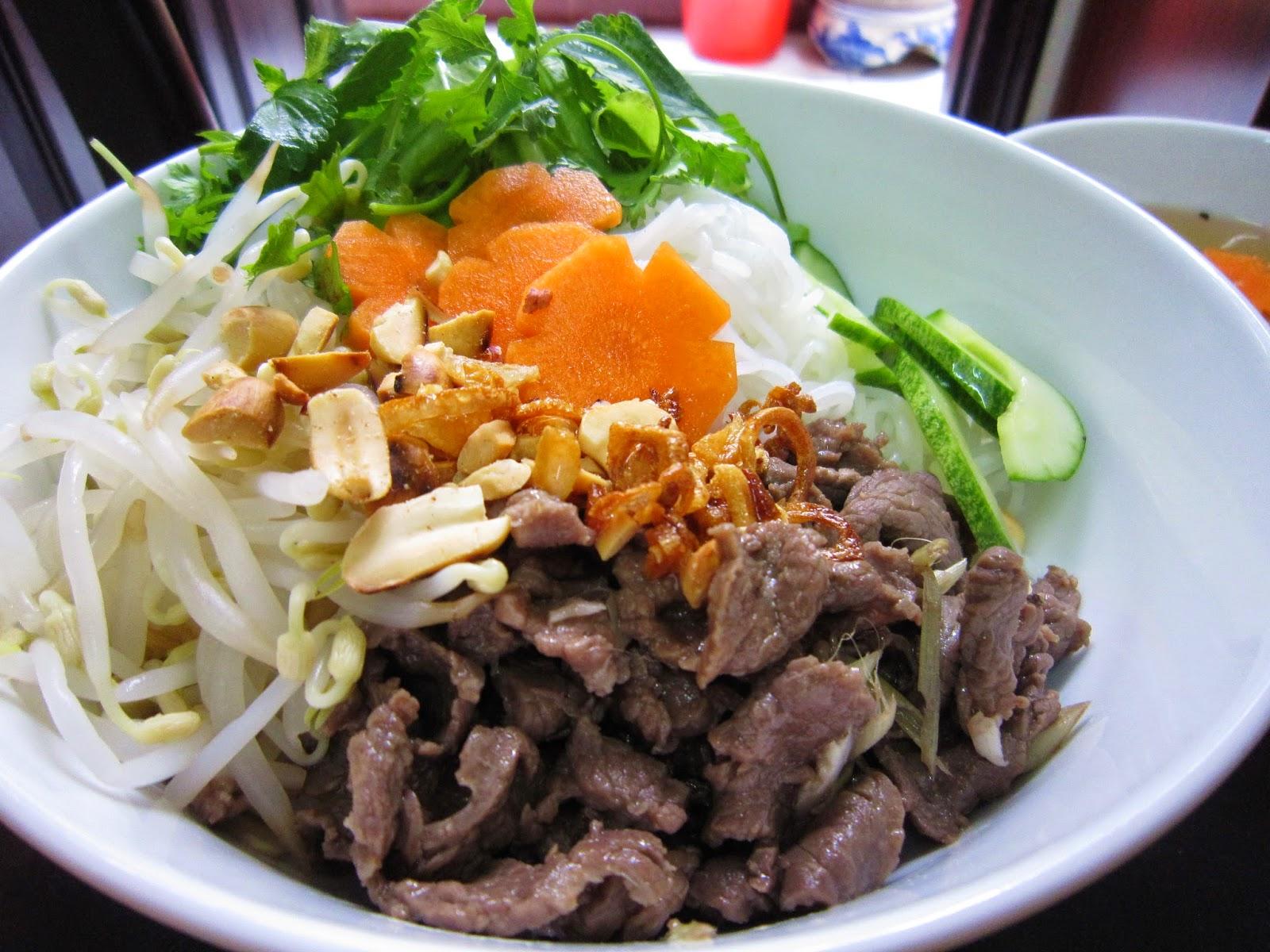 Mixed Food in Hanoi Capital (Các món trộn Hà Nội)5