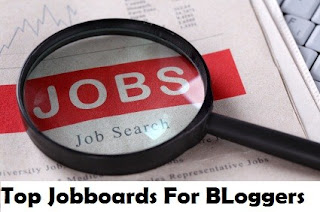 top 10 jobboards for bloggers