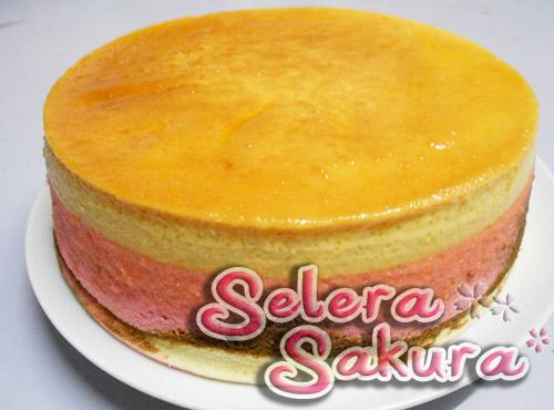 Kek Karamel Awal Tahun 2013