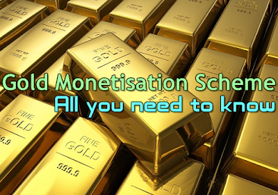 Gold Monetisation Scheme : All you need to know | Important Points Soverign Gold Bond Scheme