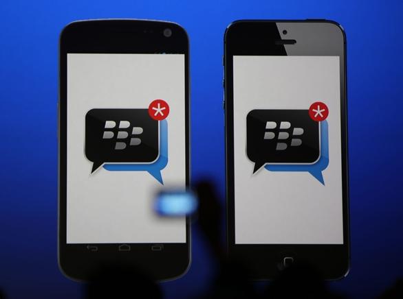 BBM Android ve iOS'a Geliyor! - Mükemmelin Blogu