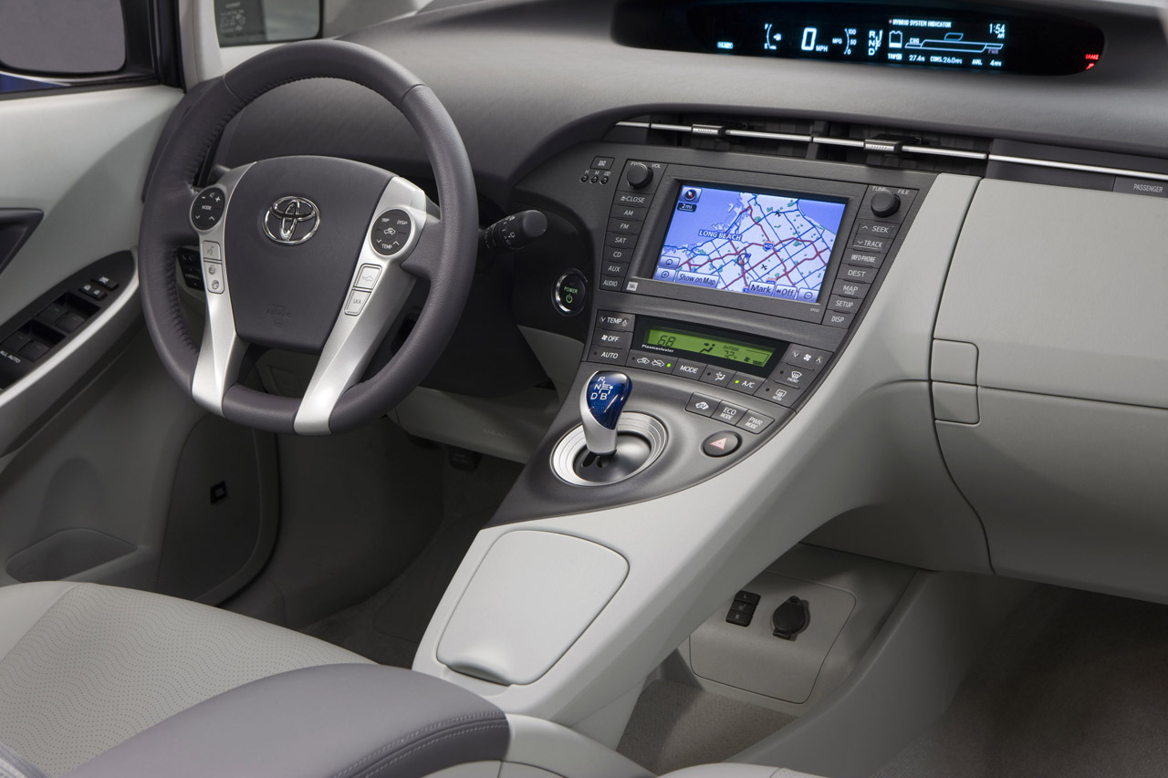 Hibrid Toyota Prius Modeli