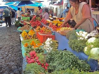 Mercado de Malinalco