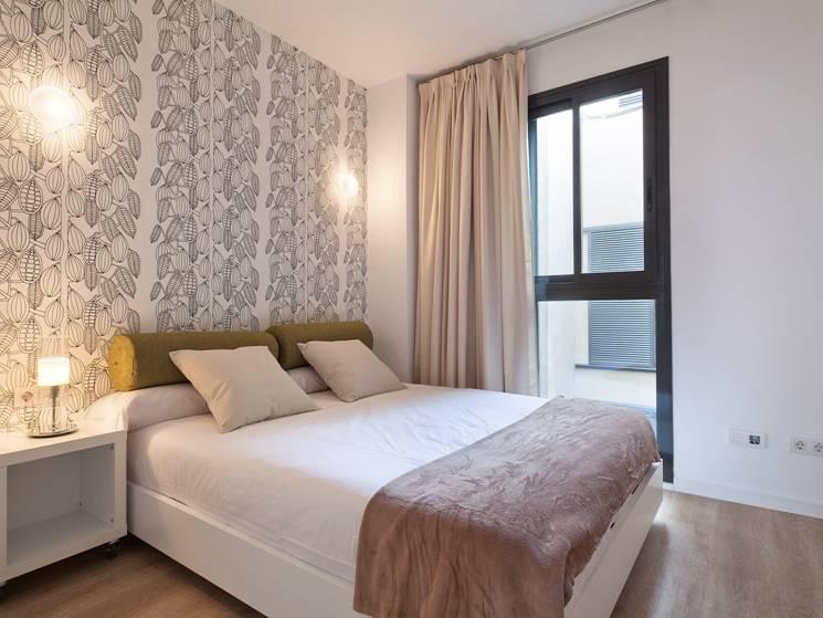 papeles pintados aribau nuevo aparthotel gir80 en barcelona